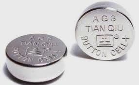 AG3 Button Cell Battery